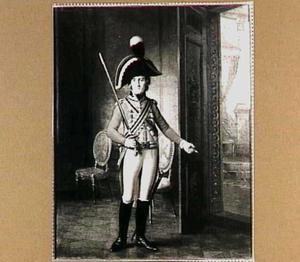 Portret van een officier