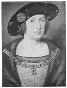 Portret van mogelijk Floris van Egmond (1469-1539)