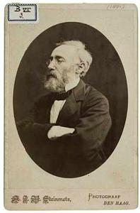 Portret van Jozef Israëls