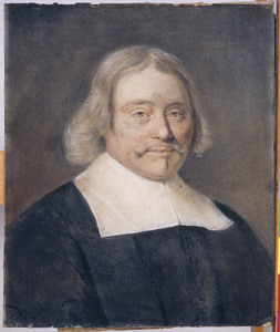 Portret van Andries van der Goes (1620-1669)