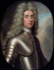 Portret van een man, waarschijnlijk Willem Adriaan van Nassau-Odijk (1632-1705)