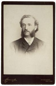 Portret van dr. De Jager