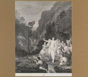 Diana en Actaeon (Metamorfosen 3:138-253)