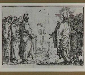 Strafrede tegen de Farizeeën (Mattheüs 23:34-39)