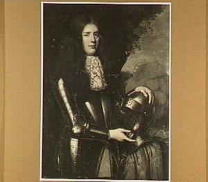 Portret van Philips Claude Touroude de Saint Amant (?-1717), echtgenoot van Elisabeth de Claer