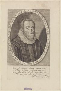 Portret van Cornelis Pijnacker (1570-1645)