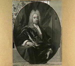 Portret van Mathias Lambertus Singendonck (1648-1742)