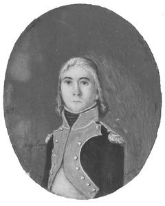 Portret van een man uit de familie Gaymans