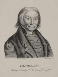 Portret van J.E. Collard (1767-1830)