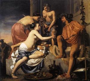 Getroonde Bacchus