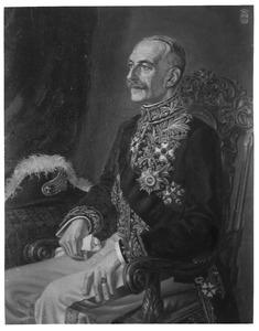 Portret van Bonifacius Cornelis de Jonge (1875-1958)
