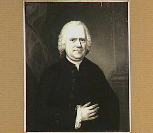 Portret van Johan Willem Remy, echtgenoot van Hendrika Wiegman