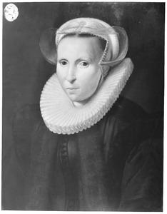 Portret van Machteld van Heemskerck (1558-1606)