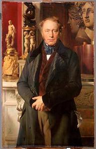 Portret van James-Alexandre, Comte de Pourtalès-Gorgier