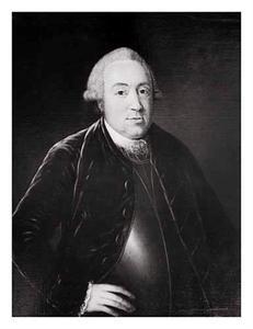 Portret van Jacob Adolph van Heeckeren (1724-1792)