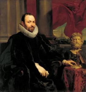 Portret van Nicolas Rockox, burgemeester van Antwerpen
