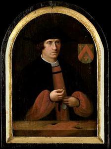 Portret van Frans van Schoterbosch (....-....)