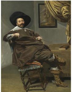 Portret van Willem van Heythuysen (1585-1650)