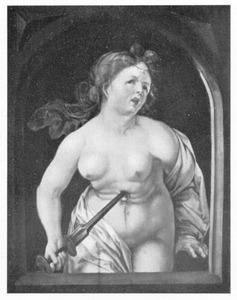 De zelfmoord van Lucretia