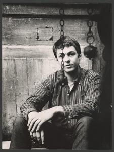 Portret van Mark Brusse