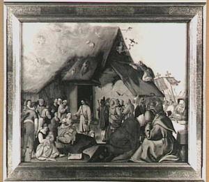 De parabel van de goede herder (Johannes 10:1-16)