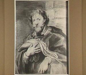 Portret van Paulus Pontius (1603-1685)