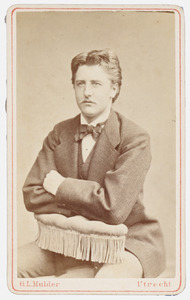 Portret van Joan Albert van Steijn (1855-1926)
