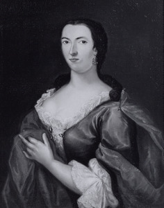 Portret van Anna de Kempenaere (1718-1793)