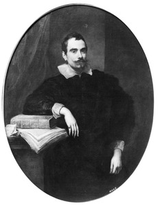Portret van dokter Ottavio Canevaro