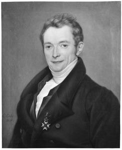 Portret van Henricus van Berckel (1783 -1862)