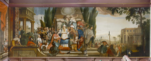 Zalving van Salomon (1 Koningen I 38-40)