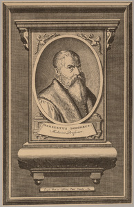 Portret van Rembertus Dodonaeus (1517-1585)