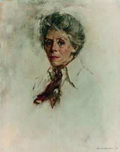 Portret van Caro van Eyck (1915-1979)