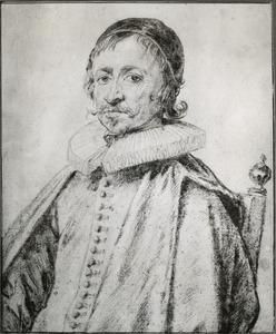 Portret van Caspar Streso (1603-1664)