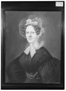 Portret van Jacoba Barbara Maria van Eck (1786-1875)
