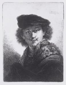 Rembrandts 'Zelfportret met fluwelen baret'