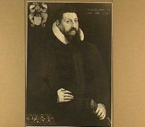 Portret van Nicolaes Willemsz. van Warmond (1540-1609)