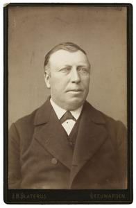 Portret van Gerrit Gjalts Reitsma (1831-1897)