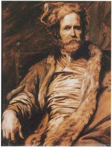 Portret van Marten Rijckaert (1587-1631)