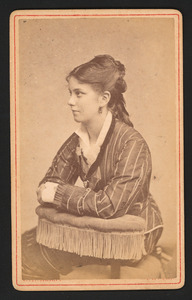 Portret van Jessie Freeston