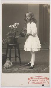 Portret van Regina Maria Aurelia de Gavere (1910-1987)
