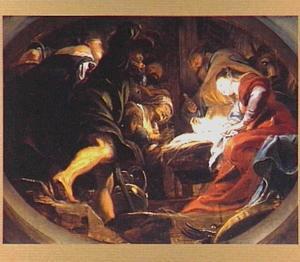 De aanbidding der herders (Evangelie volgens Lucas 2: 1-21)
