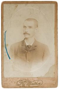 Portret van Eduard van Vollenhoven (1862-...)