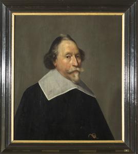 Portret van Jacob van der Goes (?-1663)