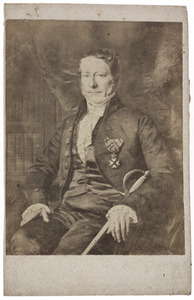 Portret van Anthony Ebeling (1788-1849)
