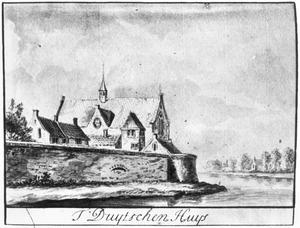 De kapel van het Duitsche Huis te Utrecht