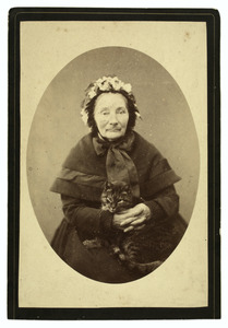 Portret van Vennige Schawalder (1804-1885)