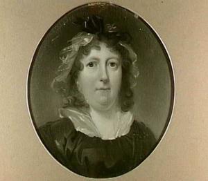 Portret van Anna Sophia van den Brandeler (1752-1807)