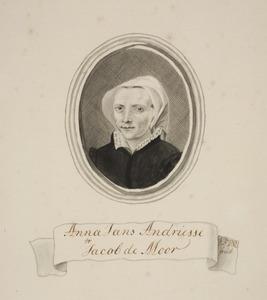 Portret van Anna Jansdr. Andriesz. (....-....)