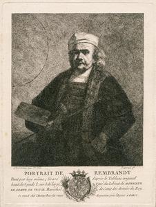 Portrait de Rembrandt (authentic)